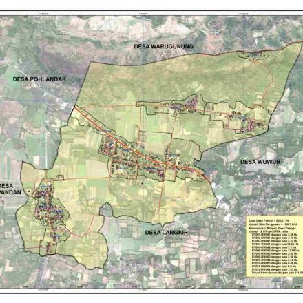 Wilayah Desa Pancur